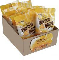 超級麥盧卡蜂膠潤喉糖 (柑橘水果) (100克) (10包)