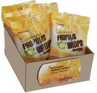 超級麥盧卡蜂膠潤喉糖 (青檸薄荷) (100克) (10包)